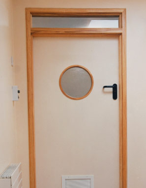 flush-laminate-door