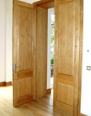& Internal Timber Panelled Doors and Doorsets