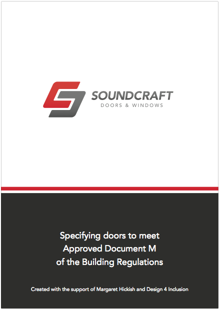 Fill out the form below to download your FREE guide  sc 1 st  soundcraft-doors.co.uk & Specifying doors to meet Part M - Soundcraft