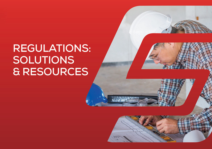 Regulations, solutions and resources